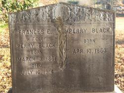 Frances E Black