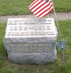 Rev Russell Madison Felt