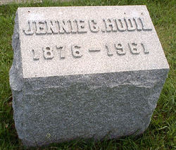 Jennie G. <i>Felt</i> Hodil