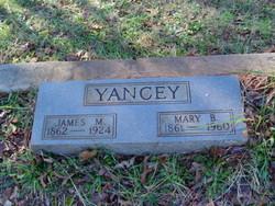 Mary B Yancey
