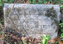 Arcola Alston