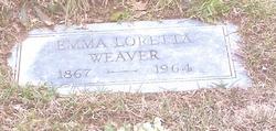 Emma Loretta <i>Buddy</i> Weaver
