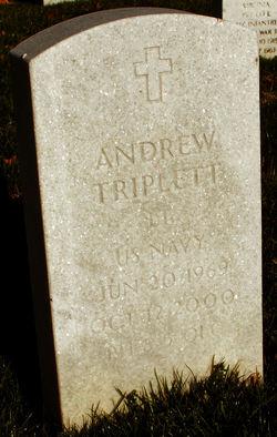 LTJG Andrew Triplett