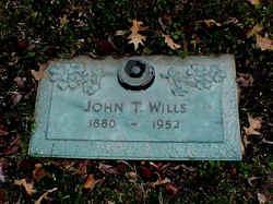 John Tompkins Wills