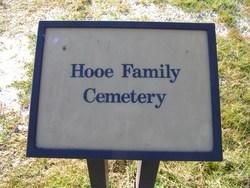 Hooe Family Cemetery