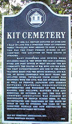 Old Kit Cemetery