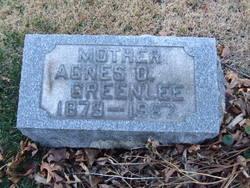 Agnes O. <i>Knight</i> Greenlee