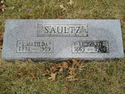 Lizzie Matilda <i>Woke</i> Saultz