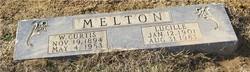 Lucille <i>Waller</i> Melton