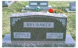 Bertha <i>Mumma</i> Brubaker
