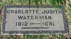 Charlotte Judith Waterman