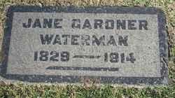 Jane Gardner Waterman