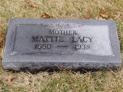 Martha Frances <i>Bruefield</i> Lacy