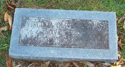 Virginia <i>Oliver</i> Blanks