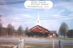 White Plains Baptist  Church Cemetery