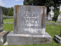 Dr Herbert Bemerton Battle
