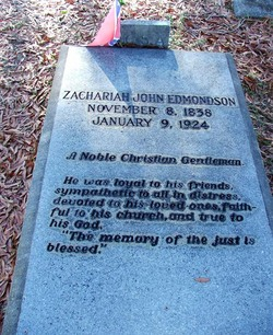 Zachariah John Edmondson