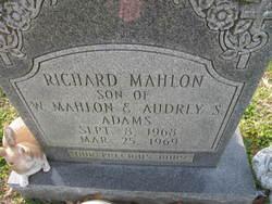 Richard Mahlon Adams