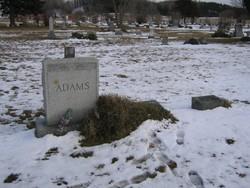 Sarah Elizabeth <i>Courson</i> Adams