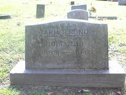 Roisa Lee Armstrong