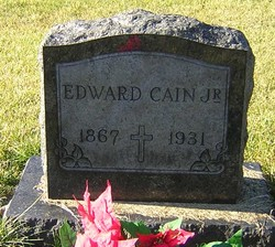 Edward Cain, Jr