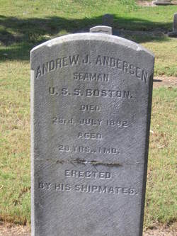 Andrew J Andersen