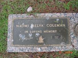 Naomi Belva <i>Yoss</i> Coleman