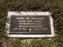 Anita M. <i>Vaher</i> Donahue