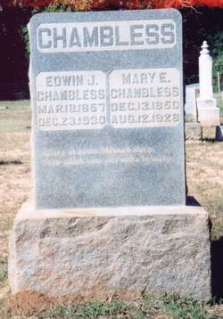 Edwin J. Chambless