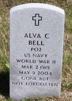 Alva C Bell