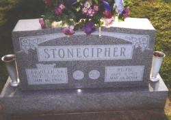 Arville Stonecipher, Sr
