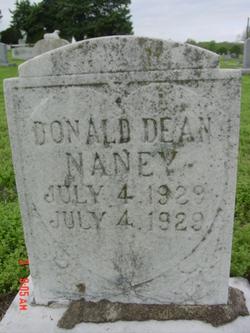 Donald Dean Naney