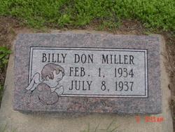 Billy Don Miller