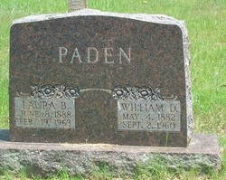 William Dow Paden