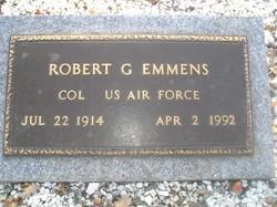 Robert G. Emmens