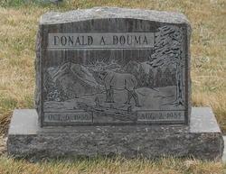 Donald A. Douma