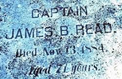 Capt James B. Read