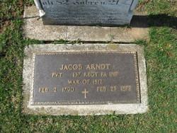 Pvt Jacob Arndt
