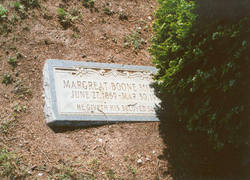 Margreat Anna <i>Boone</i> Miller