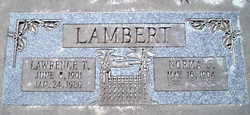 Norma Alice <i>Johnston</i> Lambert