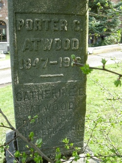 Catherine E Atwood