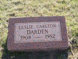 Leslie Carlton Darden