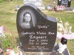 Gabrielle Violet Ann Enyeart