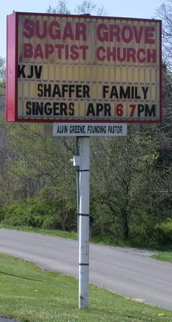 Sugar Grove Church Cemetery