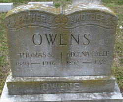 Arcena <i>Creef</i> Owens