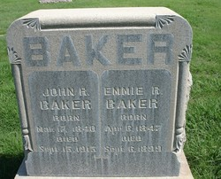 John Richard Baker