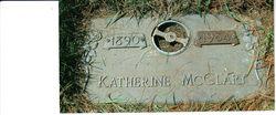 Katherine <i>Vawter</i> McClary