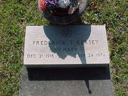 Frederick T. Kersey
