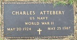 Charles Carlton Attebery