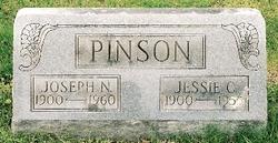 Jessie Clara <i>Harper</i> Pinson